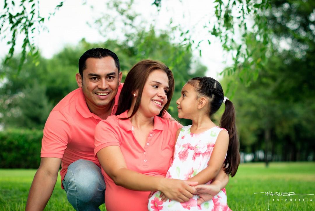 Familia Reyes Gomez